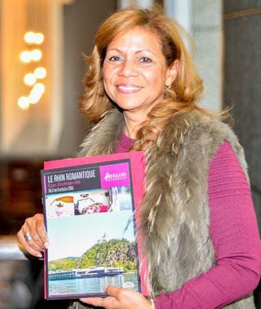 Stéphanie Bishop, directrice générale d'Avalon au Canada