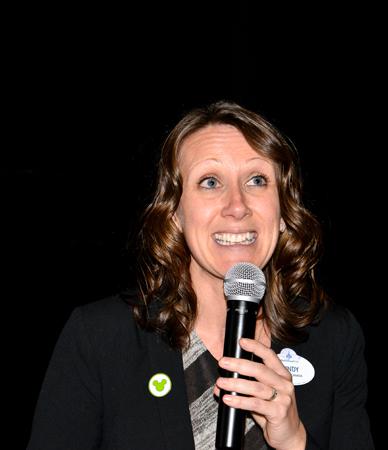 Cindy Charest, représentante des ventes pour le Québec