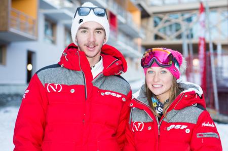 Le Club Med a un partenariat avec l'ESF pour les cours de ski