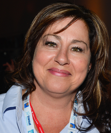 Brigitte Benoît, directrice de Voyages à Rabais - Brossard