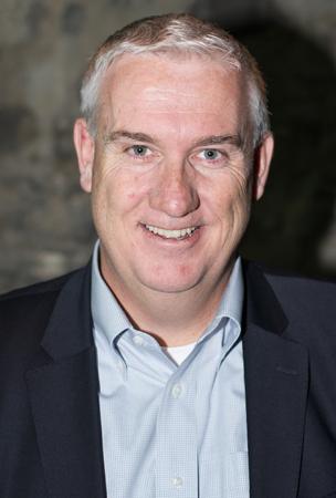 Duncan Bureau, le vice-président des ventes nationales d'Air Canada