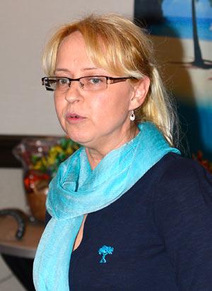 Ivonna Szelerska, directrice pour le développement des revenus – Couples Resorts