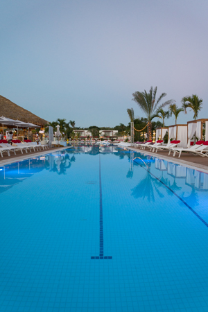 Paxnouvelles club med inaugure son village de punta cana - Taille piscine olympique ...