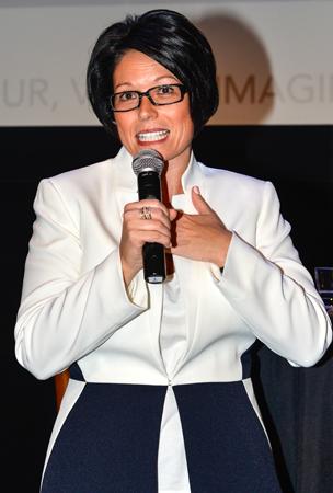 Carolyne Doyon, vice-présidente de Club Med Canada