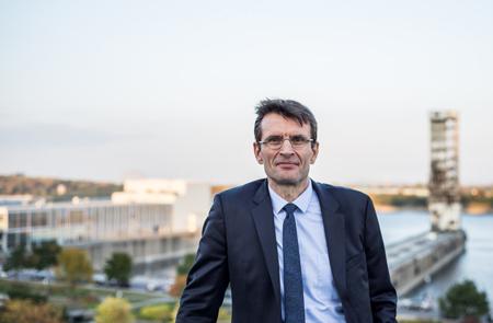 Jean-Noël Rault, nouveau vice-président et directeur général d'Air France KLM au Canada