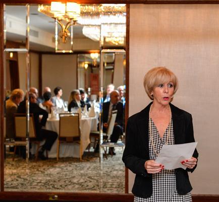 Monique Audet, présidente d'ACTA-Québec
