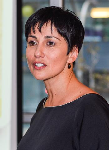 Armina Wolpert, directrice d'Arminas Travel
