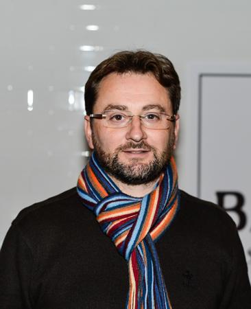 Guénaël Revel, journaliste, auteur, sommelier