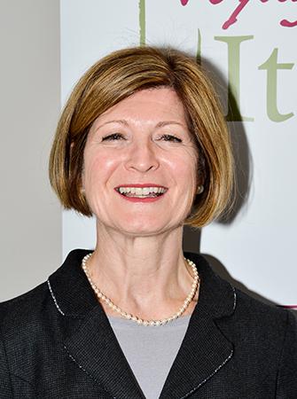 Danielle Virone, directrice générale la Chambre de Commerce Italienne au Canada