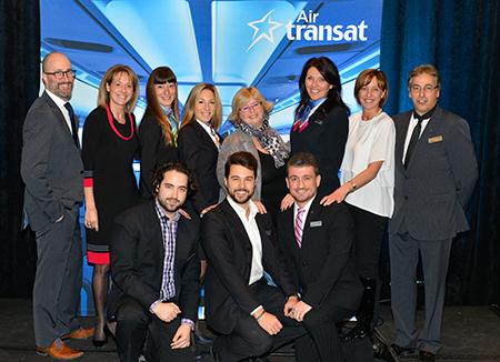 L'équipe de Transat plus que jamais à votre service