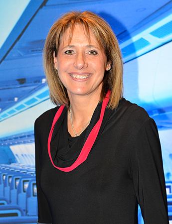 Louise Fecteau, directrice commercialisation de Transat Tours Canada