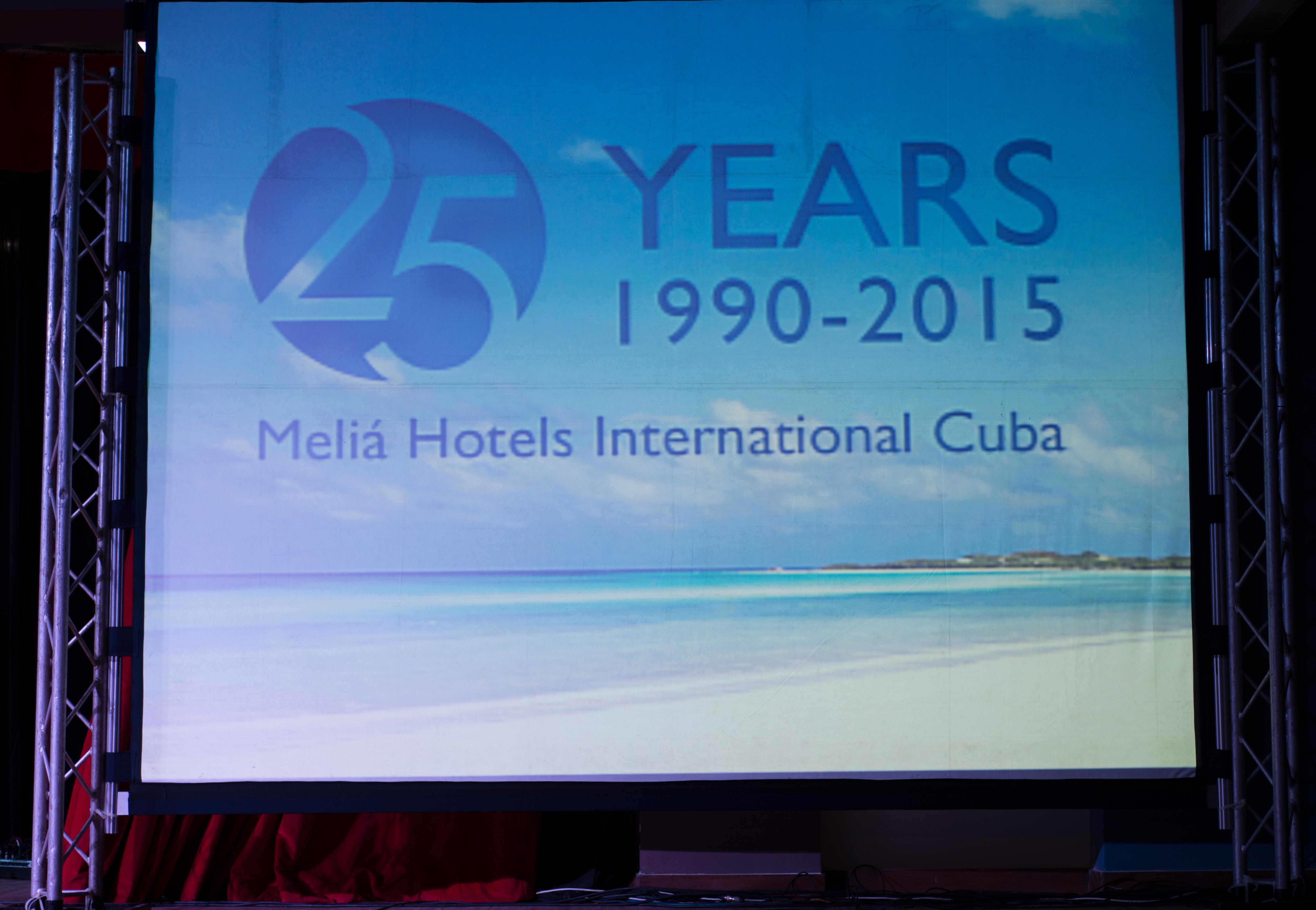 Meliá, déjà 25 ans de présence à Cuba