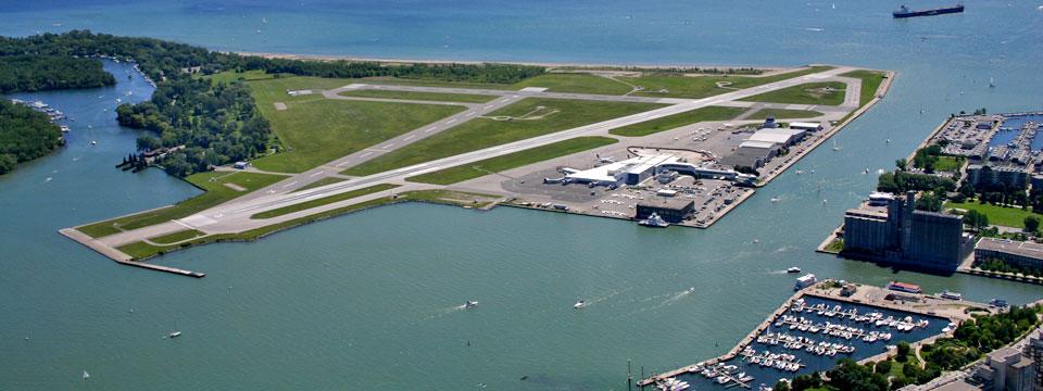 Porter vend son terminal de l'aéroport Billy Bishop