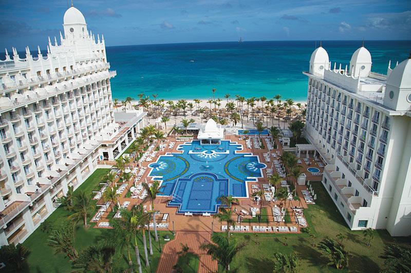 Le Riu Palace Aruba rouvre après des rénovations complètes