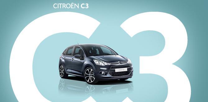 Promotion Citroën C3 chez Eurocar TT