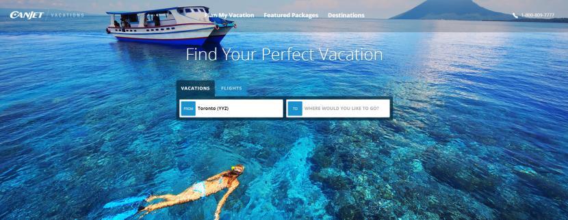 Mise à jour : CanJet Vacations prend officiellement son envol