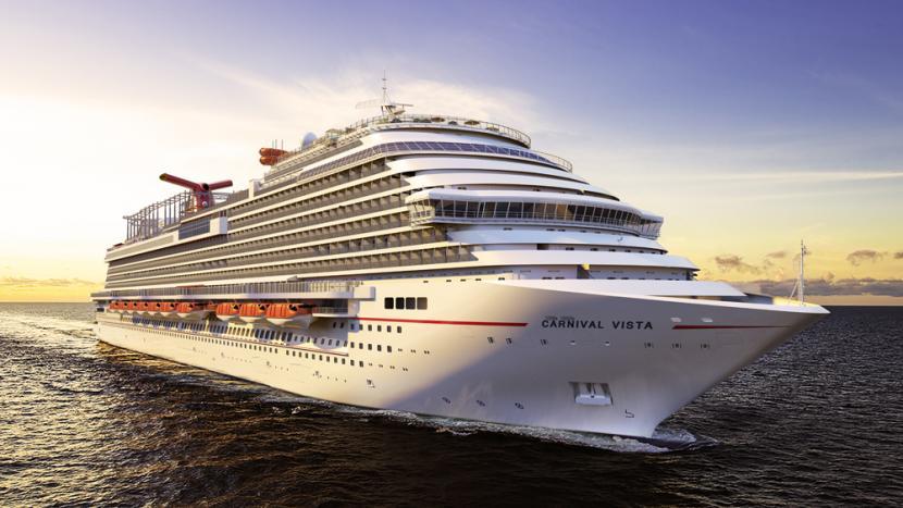 Carnival Cruise Line présente le Vista