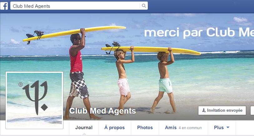 Sondage Club Med pour améliorer son site dédié aux agents