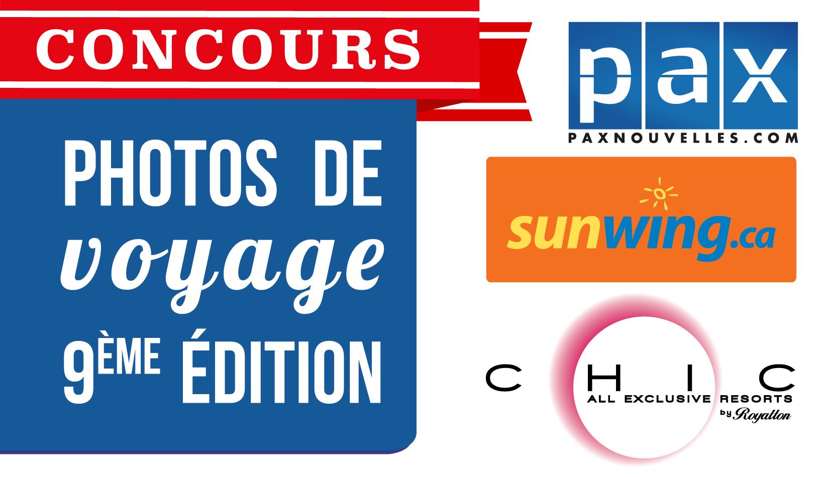 Concours photos de voyage PAXnouvelles.com – Sunwing : le temps des votes