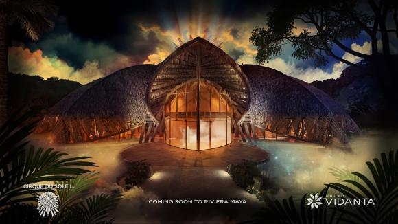VAC offre la pré-vente pour le spectacle JOYÀ sur la Riviera Maya