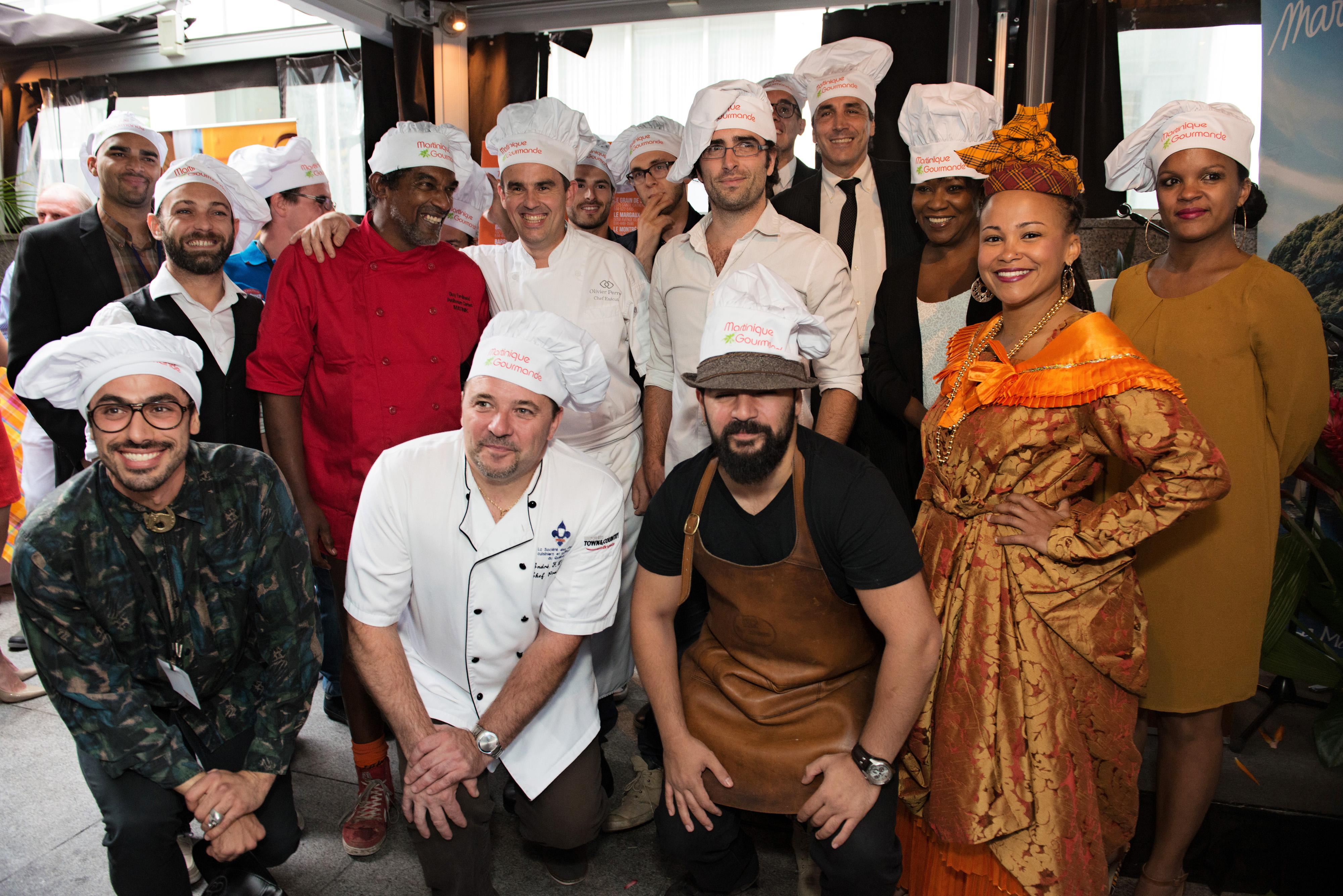 28 restaurants pour la 7e édition de La Martinique Gourmande