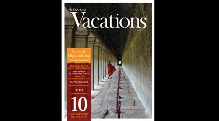 Le magazine Ensemble Vacations rafle l'argent lors du concours de la NATJA