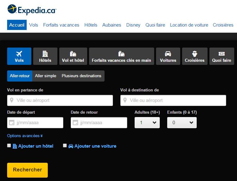 Expedia rachète Orbitz pour 1,6 milliard $