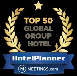 Les  meilleurs hôtels pour les groupes