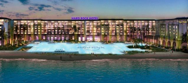 Un nouveau tout-inclus Hard Rock à Cancun en 2017
