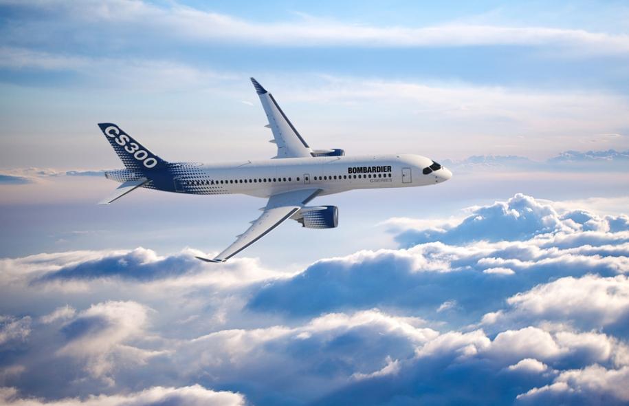 Bombardier reprend les essais en vol du CSeries