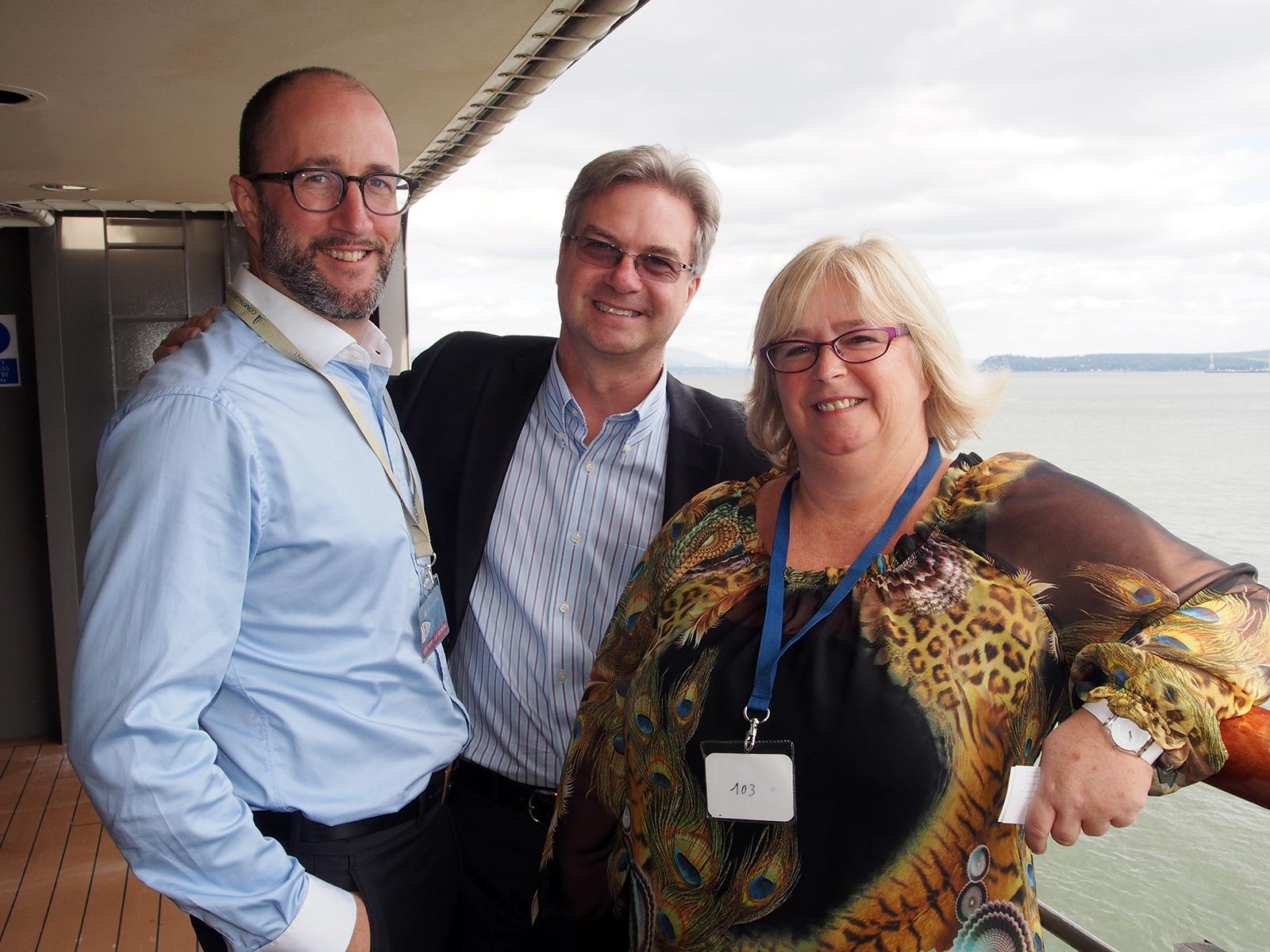 180 agents à bord du Boréal pour le lancement Transat Découvertes de Québec