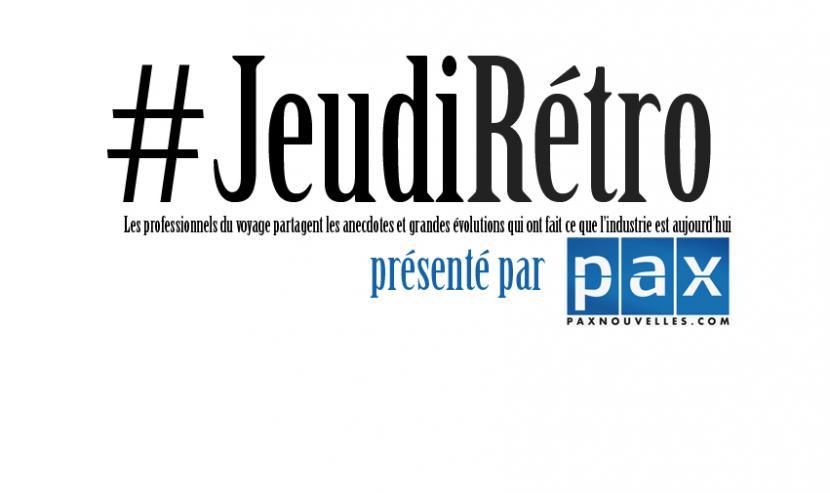 #JeudiRétro : la première croisière d'Éric