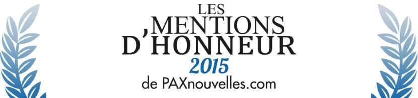 Mentions d'Honneur 2015 : les gagnants annoncés demain