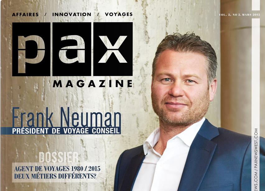 L'édition de mars de PAX magazine est maintenant disponible