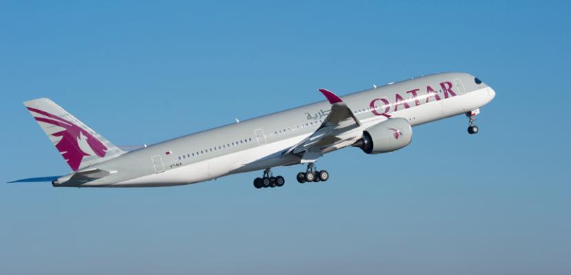 Qatar Airways reçoit son premier Airbus A350