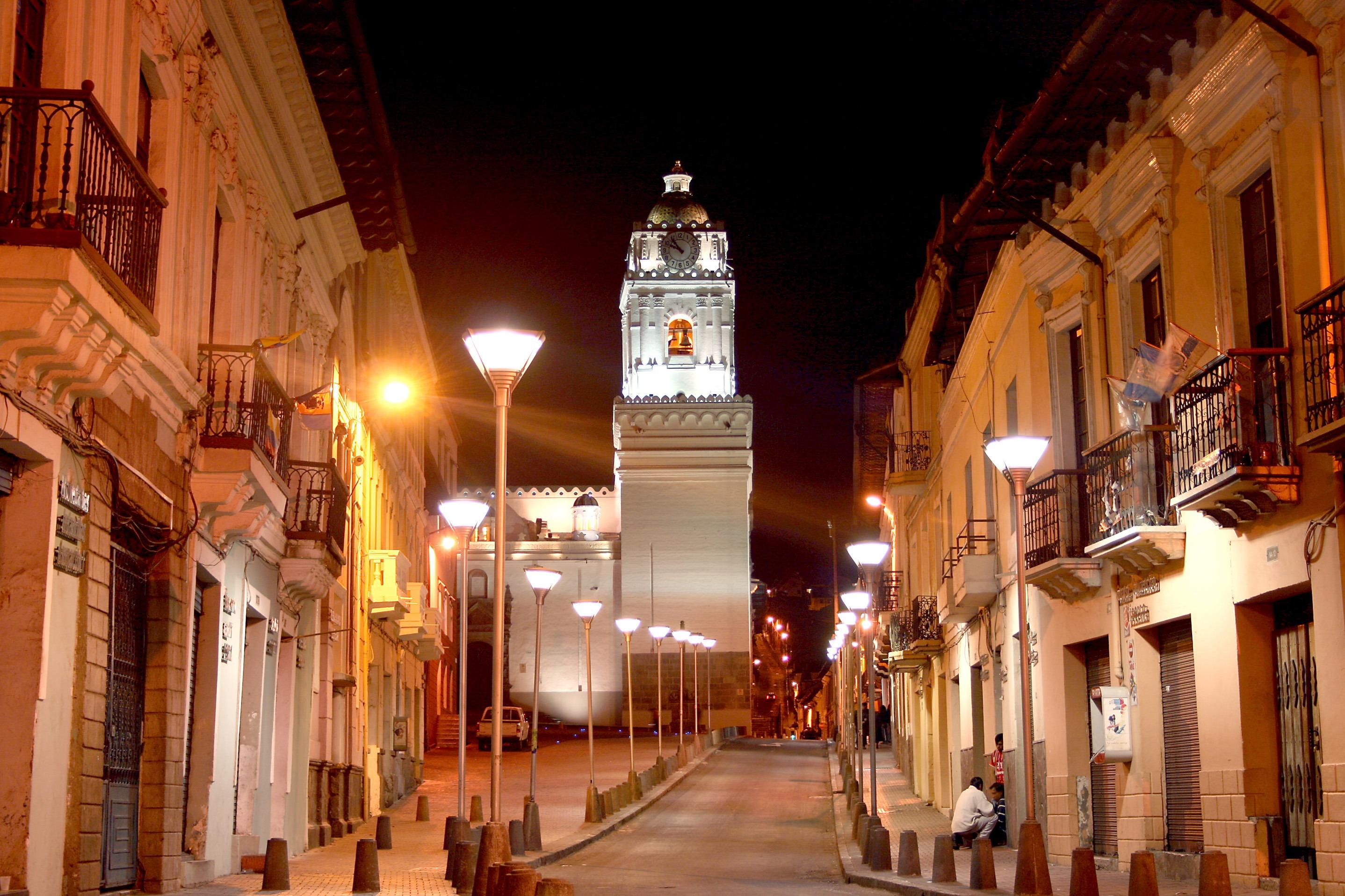 Une formation en ligne en français sur Quito