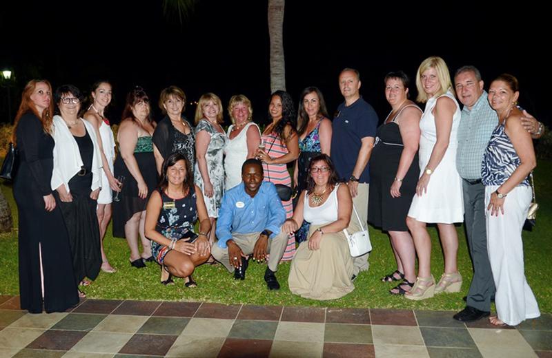 Des agents de voyages en éducotour en Jamaïque avec Sandals