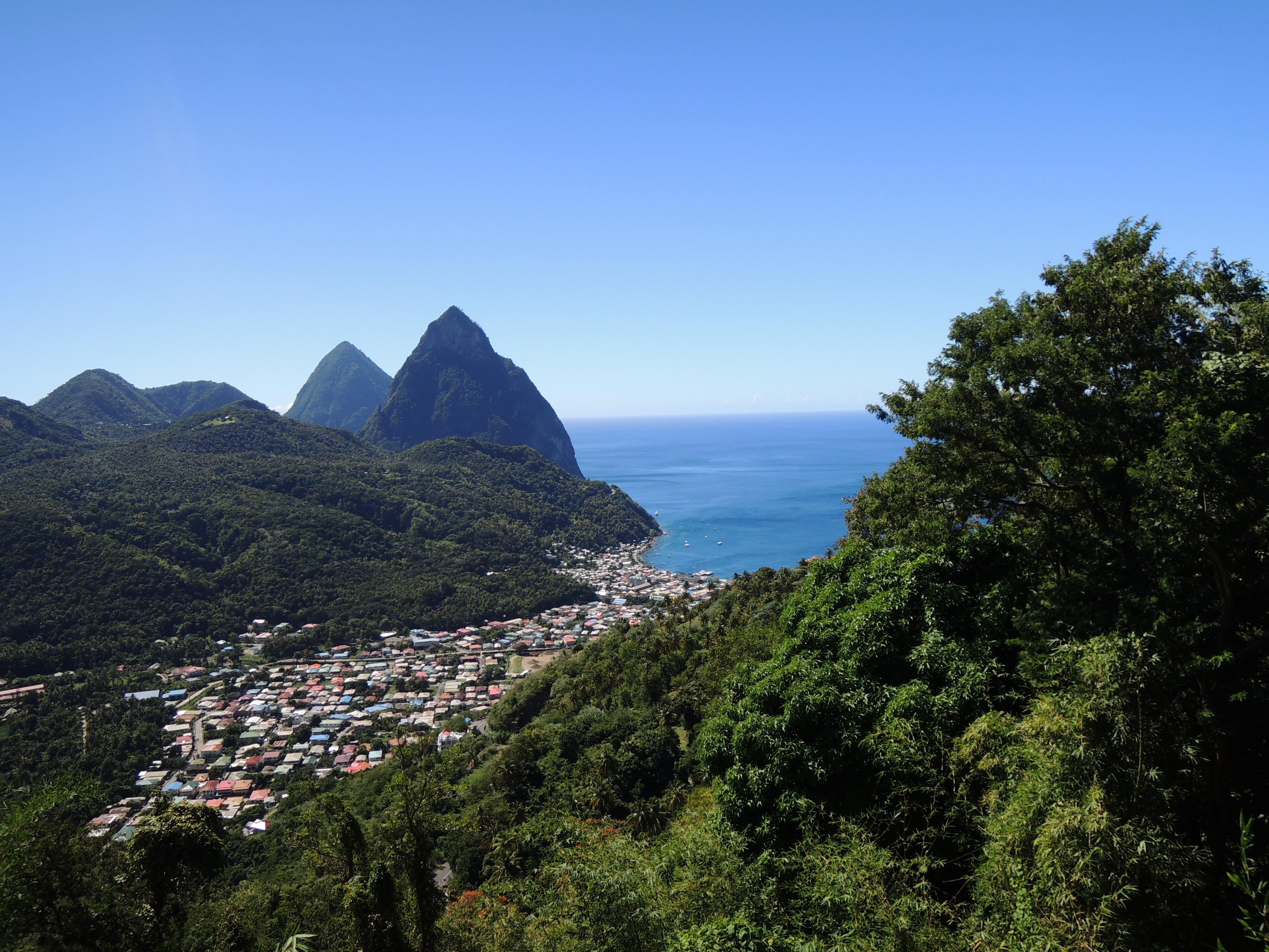 Sainte-Lucie : Incitatif pour les agents de voyages
