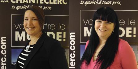 Nouvelle déléguée commerciale pour Tours Chanteclerc