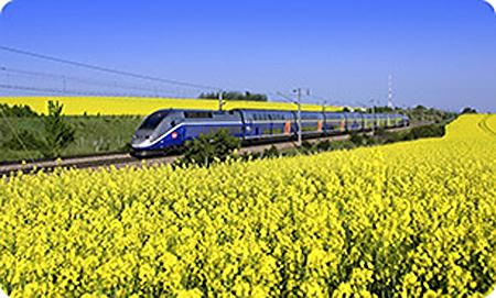 Vente de fin d'été de Rail Europe