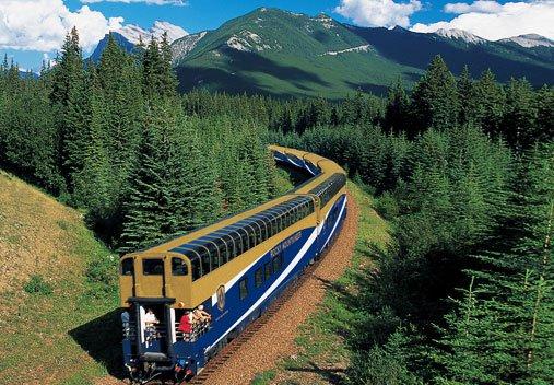 Rocky Mountaineer : la flotte GoldLeaf va être rénovée