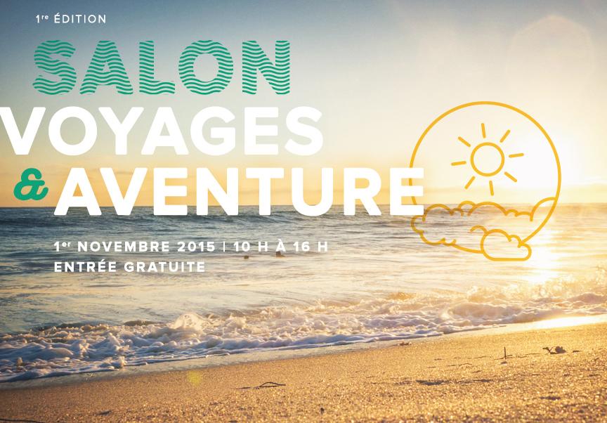 Paxnouvelles premier salon du voyage victoriaville for Salon voyage