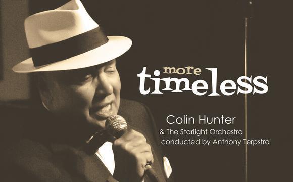 Colin Hunter : l'entrepreneur-crooner