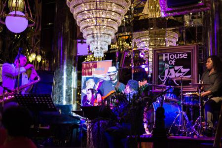 Giovany Arteaga et son Cuban Street Band