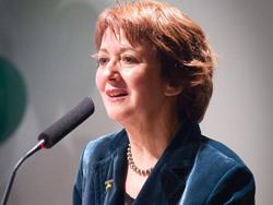 Ginette Galarneau, présidente de l'OPC