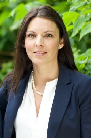 Marie-Klaude Gagnon, présidente et chef de la direction de Logimonde média