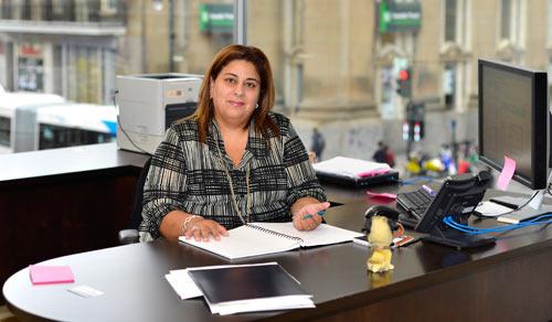 Nathalie Tanious, VP de Croisières Encore