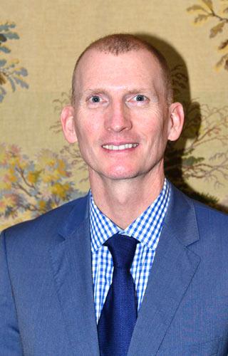 Philip Jones, président du Convention and Visitors Bureau de Dallas