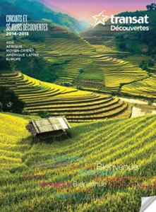 La nouvelle brochure de Transat Découvertes