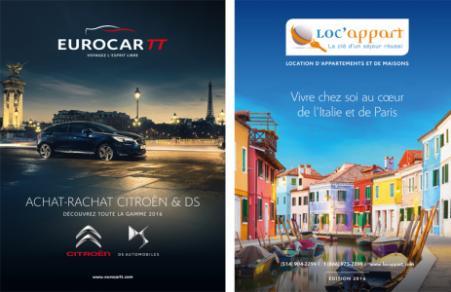 EurocarTT : nouvelles brochures, nouveau site web et nouvelles promotions